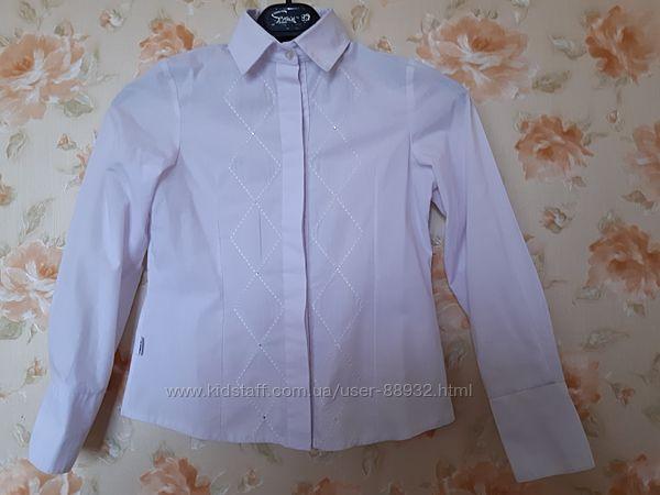 Школьна блузка польской фирмы SLY р.134
