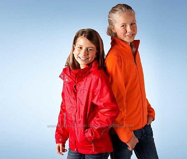 Ветровка-куртка 3 в 1 от TCM Tchibo р.134/140