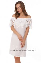 платье-туника женская Анабель Арто из хлопка в наличии