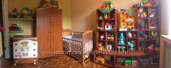 Комплект детской мебели Pali 5позиций