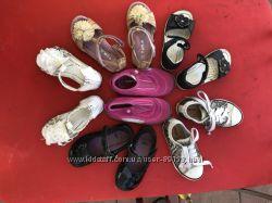 Обувь для девочки весна-лето 25 рр