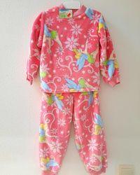 Пижамы хлопковые, теплые с длинным рукавом детям от 80 до 146 см.