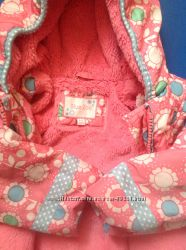 Отличная Деми курточка на сантипоне