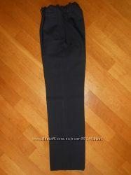 Шерстяные школьные брюки на 10 лет 140см. Бу