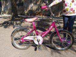 Велосипед Мустанг 6-10лет