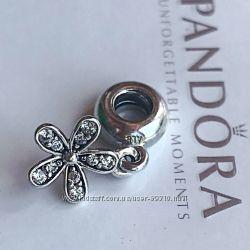 Pandora Маргаритка Оригинал серебро
