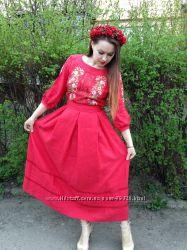 a10643121e6f68 Шикарні вишиті плаття для дівчат та жінок, 1250 грн. Женские платья ...