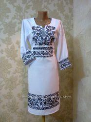 Вишиті плаття елегантні d6bb418d47c2d