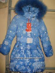 Красивые зимние пальто Kiko 3704, RM Kids