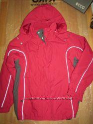 Демисезонная куртка ветровка 2 в 1 TCM  для девочки