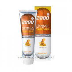 Зубная паста 2080 Gingivalis Gum Care Toothpaste Ginger Mint
