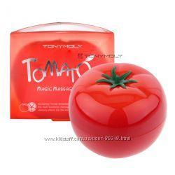 Осветляющая детокс маска для лица Tony Moly Tomatox Magic Massage Pack