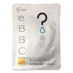 Тканевая маска для лица Its Care Wrinkle Care Ampoule Mask