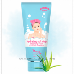 Пенка для умывания Choonee Hydrating Soft Whip Cleansing Foam Aloe