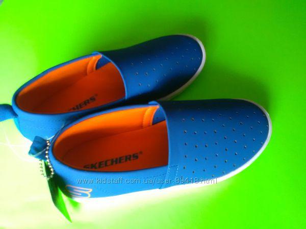 Туфли Skechers для стильного мальчика