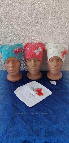 Распродажа шапочек зима и деми