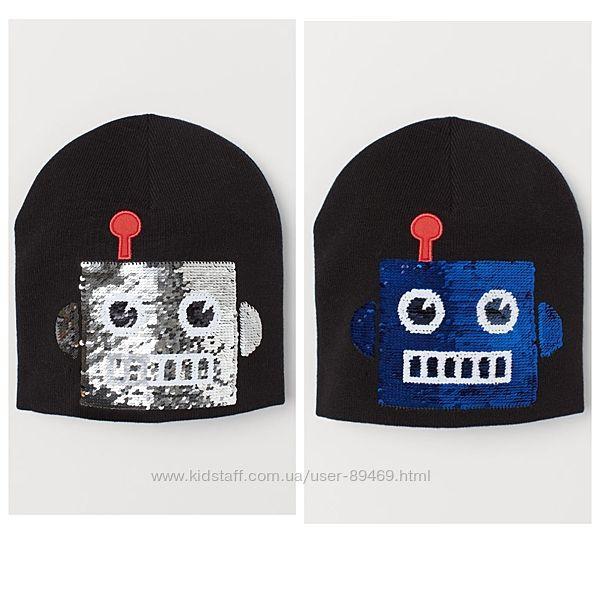 Детские шапки H&M
