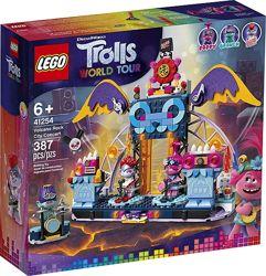 Lego Trolls World Tour Концерт в городе Рок-на-Вулкане 41254