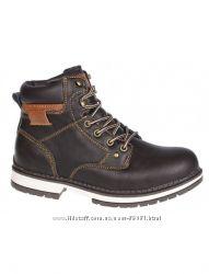 Зимние ботинки для мальчика 40 р