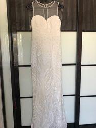 Платье бренда QUIZ, Англия, вечернее, свадебное и на выпускной