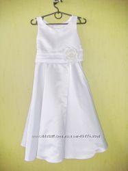 Атласное платье Good Girlс сайта Pinkmarie