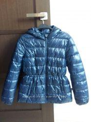 Куртка пуховая Benetton на рост 140 см