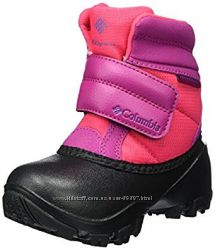Columbia Новые зимние ботинки для lдевочки 11 ам. раз. 28 наш