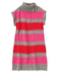 Платье-Туника теплое бу для девочки Crazy8 размер 152-158
