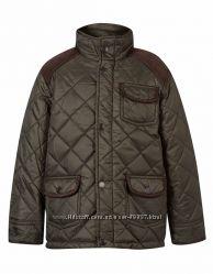Новая стеганая курточка George для мальчика 110-116