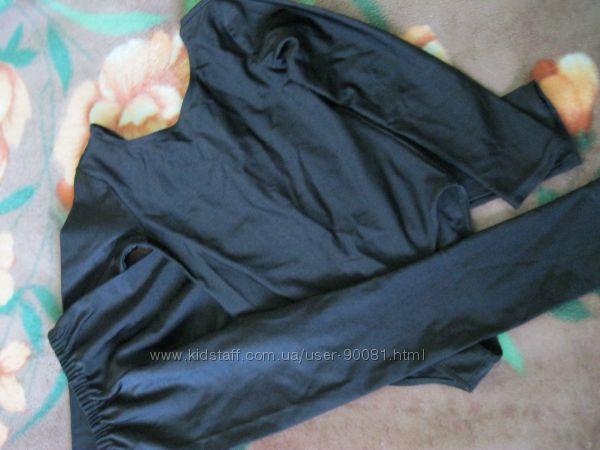 Одежда для гимнастики, танцев, тренировок бу