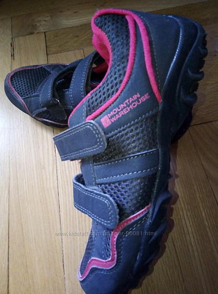 Кроссовки для девочки, 23.5 см, б/у