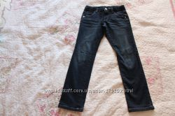 Джинсы, брюки для девочки, Чико, рост 122см
