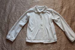 Блузка, рубашка для девочки, для школы, Чико, рост 122см.