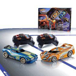 Mattel Hot Wheels Хот Вилс Умная трасса с радиоуправляемыми машинками