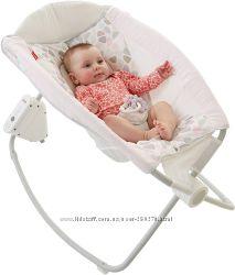 Люлька-качалка  для новорожденного ребенка Fisher-Price
