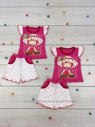 Пижама детская, комплект домашний. Рост 86-104