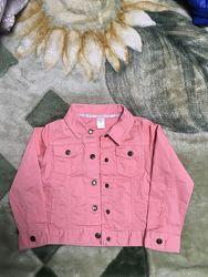 Хлопковая летняя куртка