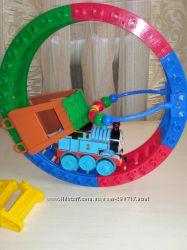 Железная дорога - кольцо с Томасом Thomas & friends Pre-school