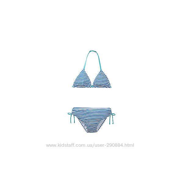 Яскравий купальник дівчинці, розмір 128-134см