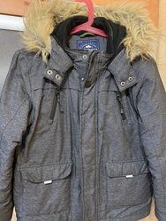 Куртка парка George 8-9 лет холодная осень тёплая зима