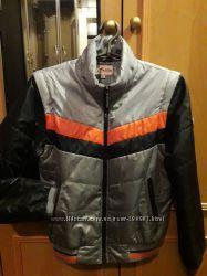 куртка трансформер отличное состояние на 9- 12 лет