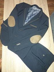 костюм двойка пиджак и брюки