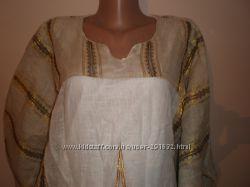 красивое домашнее платье большого размера ф. Simply M