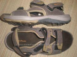 43 -27. 5 см  кожаные  сандалии ф. Quechua