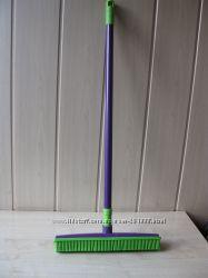 Щетка  с каучуковой щетиной  для уборки