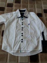 Рубашечки белая