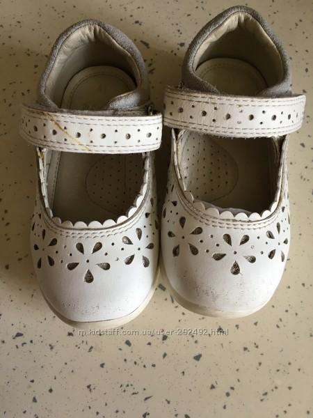 Туфельки Next 20, 5 кожа