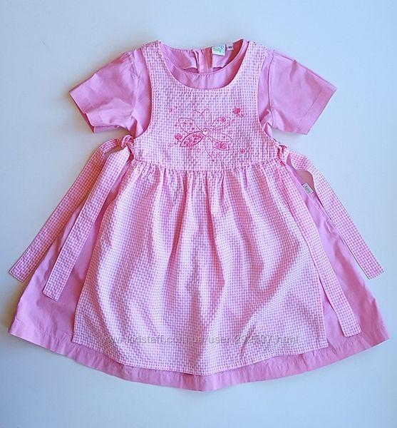 Платье-сарафан, Smily, размер 110, бу