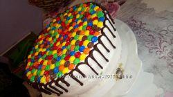 Самая вкусные домашние тортики на заказ