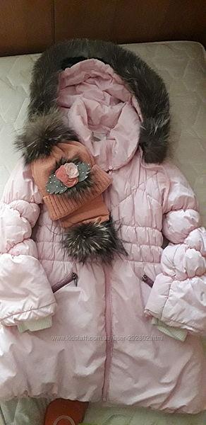 Зимова курточка Baby Angel